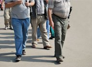 Obesity levels nearly doubled between 1980 and 2008, when at least one in three adults worldwide was overweight and around one in 10 was considered obese, according to the WHO