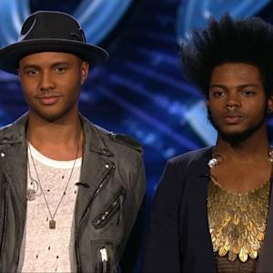 Quentin Alexander Goes Home on 'American Idol'
