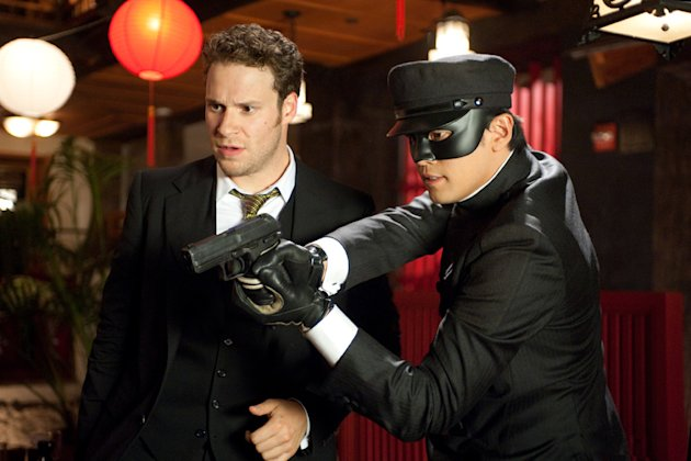 Most Anticipated Movies 2011 The Green Hornet