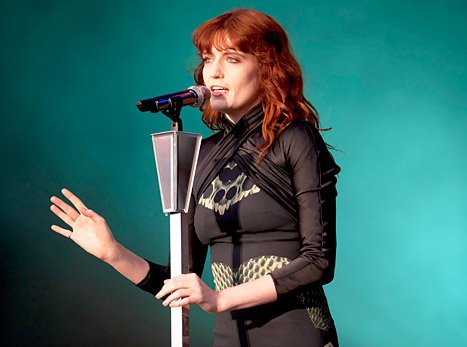 "Florence Welch: Losing My Voice Was ""The Most Frightening Thing"""