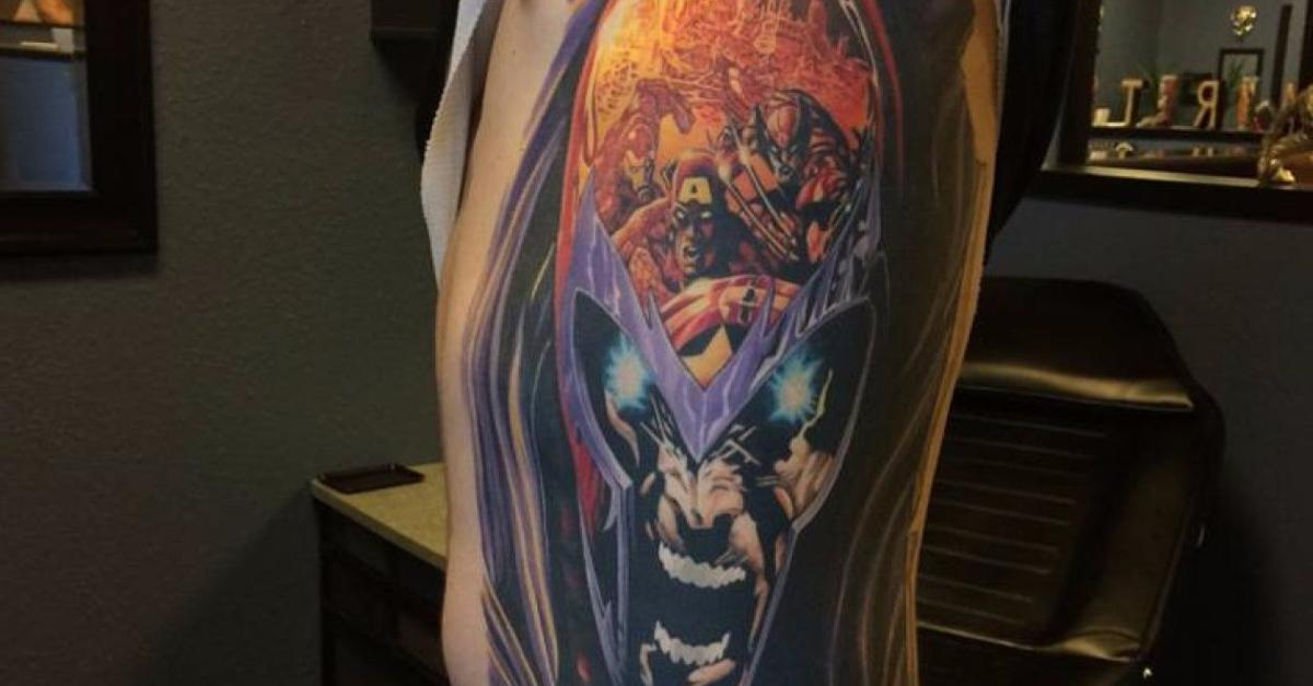 Amazing Tattoos Inspired By Movies
