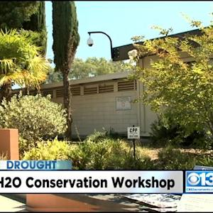 Sacramento Department Of Utilities Offering Class On Water Conservation