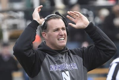 Northwestern football's breakthrough was years ago. When's the follow up?