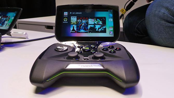 Hands On With Project Shield, Nvidia's Powerhouse Game Controller
