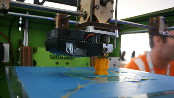 Will 3D Printers Conquer the Consumer Market?