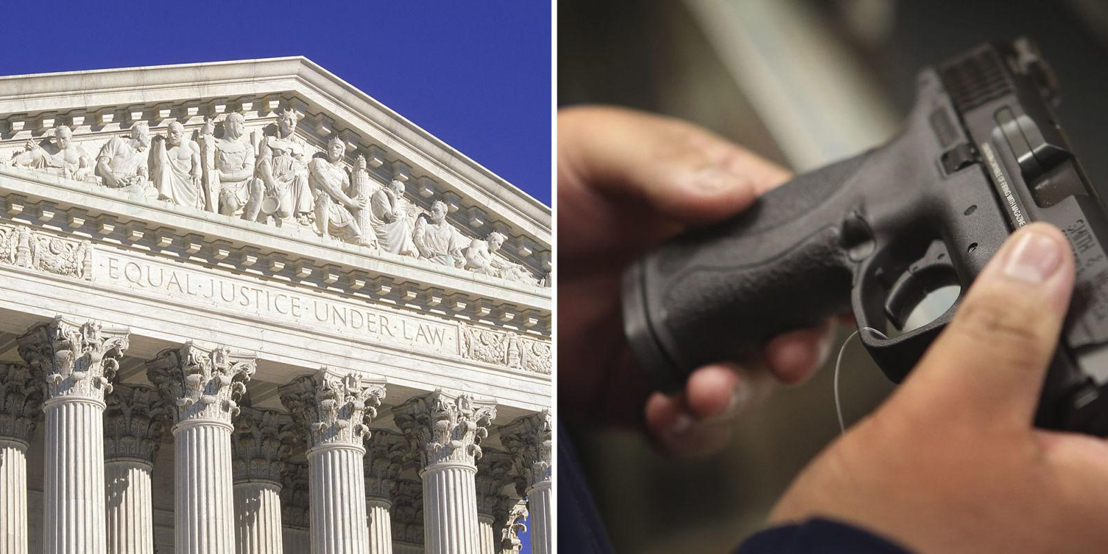 Why the Supreme Court's Ruling on Gun Ownership Is a Win for Women