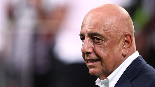 2012-2013 Serie A Milan Galliani