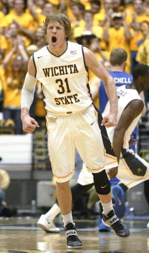 No. 5 Wichita State beats Indiana State 68-48