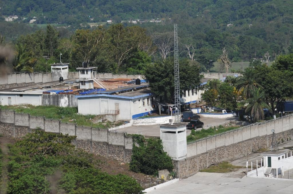Seven inmates' bodies found in trash at Guatemala jail