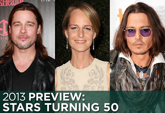 Stars Turning 50 in 2013