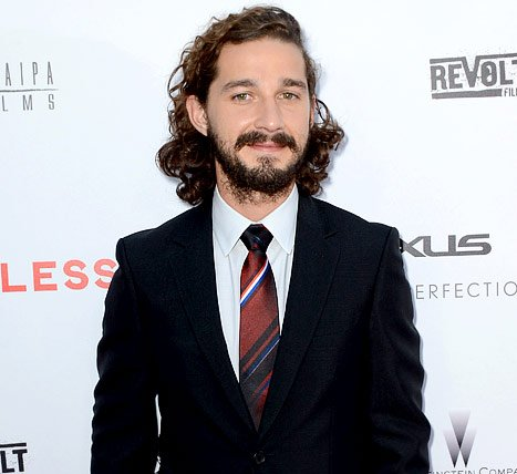 Shia LaBeouf: I Dropped Acid …