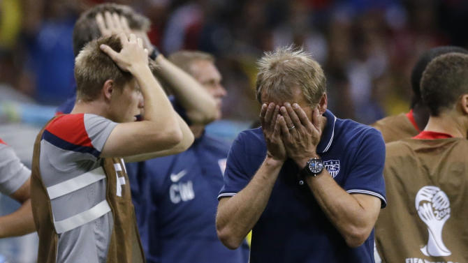 Klinsmann was right: US not ready to win World Cup