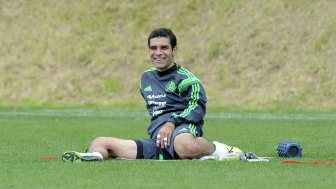 Rafa Marquez can captain Mexico at 4th World Cup