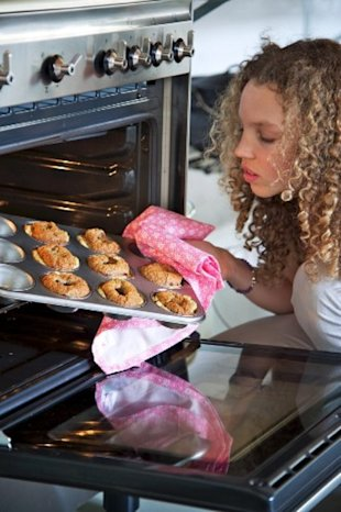 Encouraging teens to learn to cook for themselves is important for developing healthy eating habits.