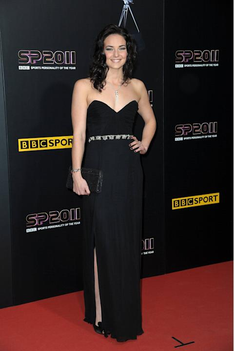 Keri-Anne Payne Sports Personality of the Year - Arrivals Manchester, England - 22.12.11Mandatory Credit: Steve Searle/WENN.com
