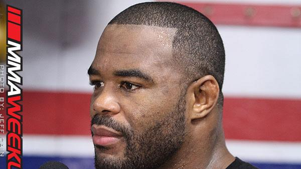 Knee Injury that Knocked Rashad Evans Out of UFC 170 will Likely Need Surgery