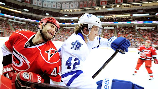 Toronto Maple Leafs v Carolina Hurricanes