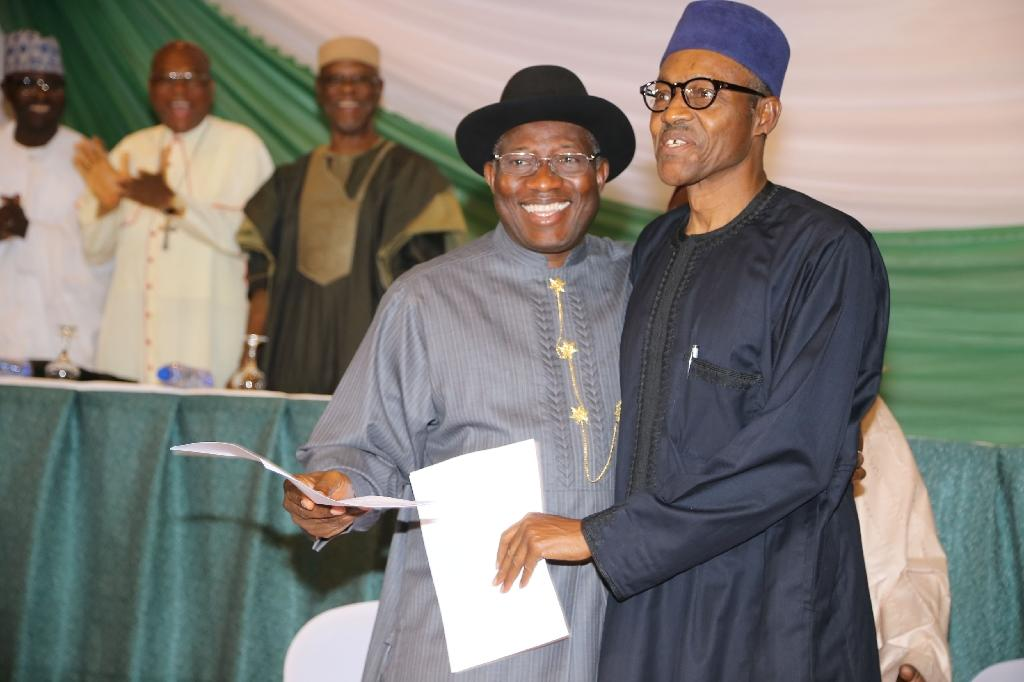 Nigeria's Jonathan calls for peaceful vote