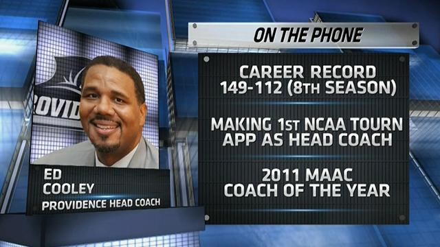 Ed Cooley on Big East title win and NCAA Tournament