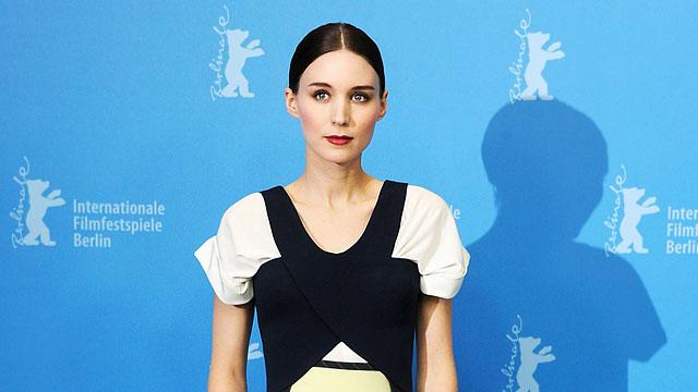 Rooney Mara is the new Face of Calvin Klein