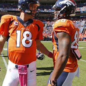 Elway: Run Game Will Be Peyton's Best Friend