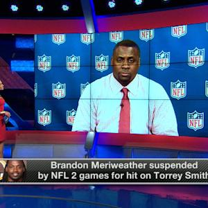 Vincent explains Meriweather's suspension