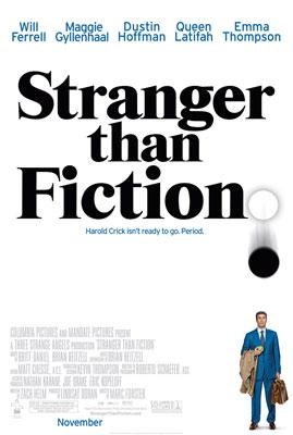 Columbia Pictures' Stranger Than Fiction