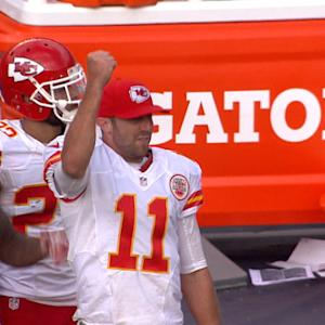 Week 7: Kansas City Chiefs quarterback Alex Smith highlights