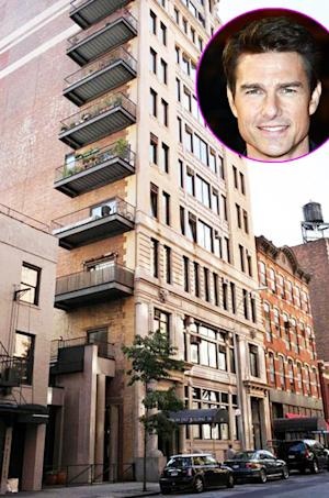 Tom Cruise Sells New York City Condo for $3 Million