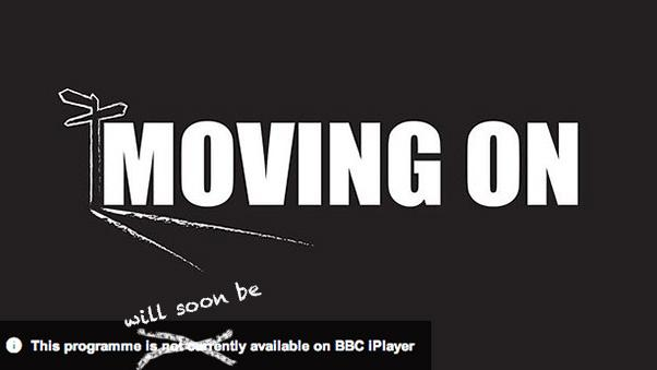 DNP BBC's Moving On to premier on iPlayer