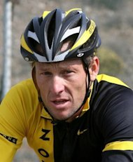 US cyclist Lance Armstrong, seen here training on the Canary Island of Tenerife, in 2008. Armstrong doping case prompted a major sponsor to cut ties with cycling, in a warning shot to its embattled governing body, raising questions about whether the sport can ever restore its tainted image