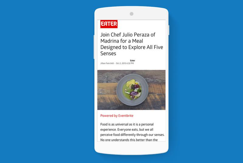 Google says its version of Facebook's instant articles will arrive early next year