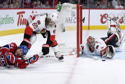 Senators vs. Canadiens Game 5 results: Anderson shines as Ottawa earns 5-1 win