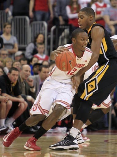 Thomas scores 16 as Ohio State hangs on, 72-63