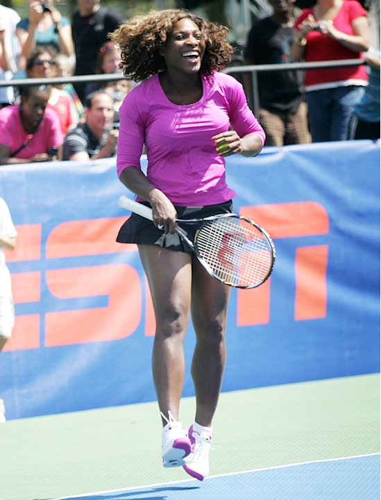 Williams Serena ESPN