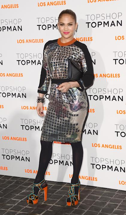 Topshop Topman LA Opening Party At Cecconi's - Arrivals