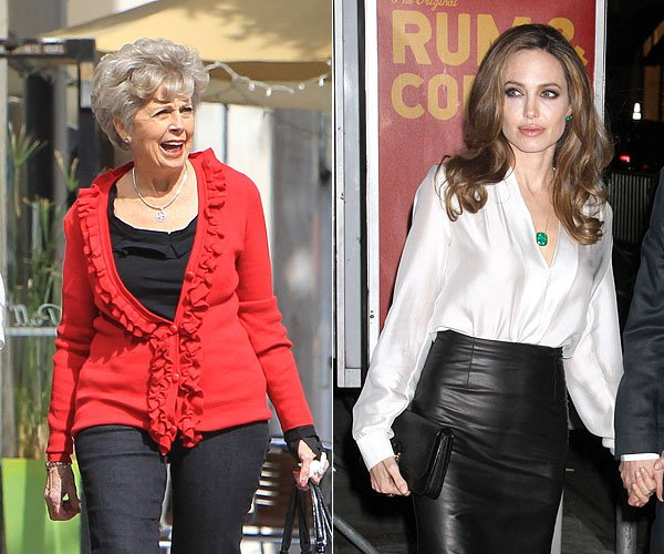 Angelina Jolie Vs. Brad Pitt&#x2019;s Mom &#x2014; Inside Their New Feud Over Marriage