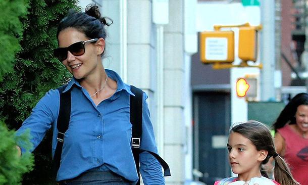 Katie Holmes on her life: 'I don't regret anything that I've done'