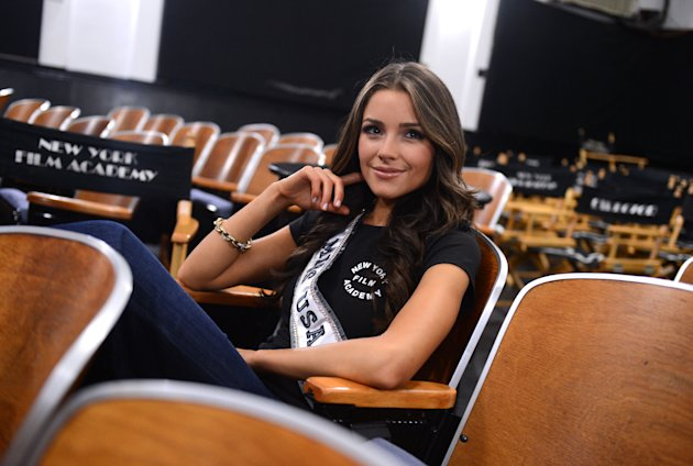 A Day In The Life Of Miss USA Olivia Culpo