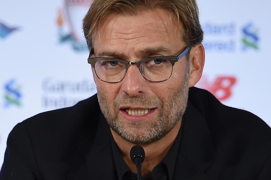 Klopp's first press conference - in quotes