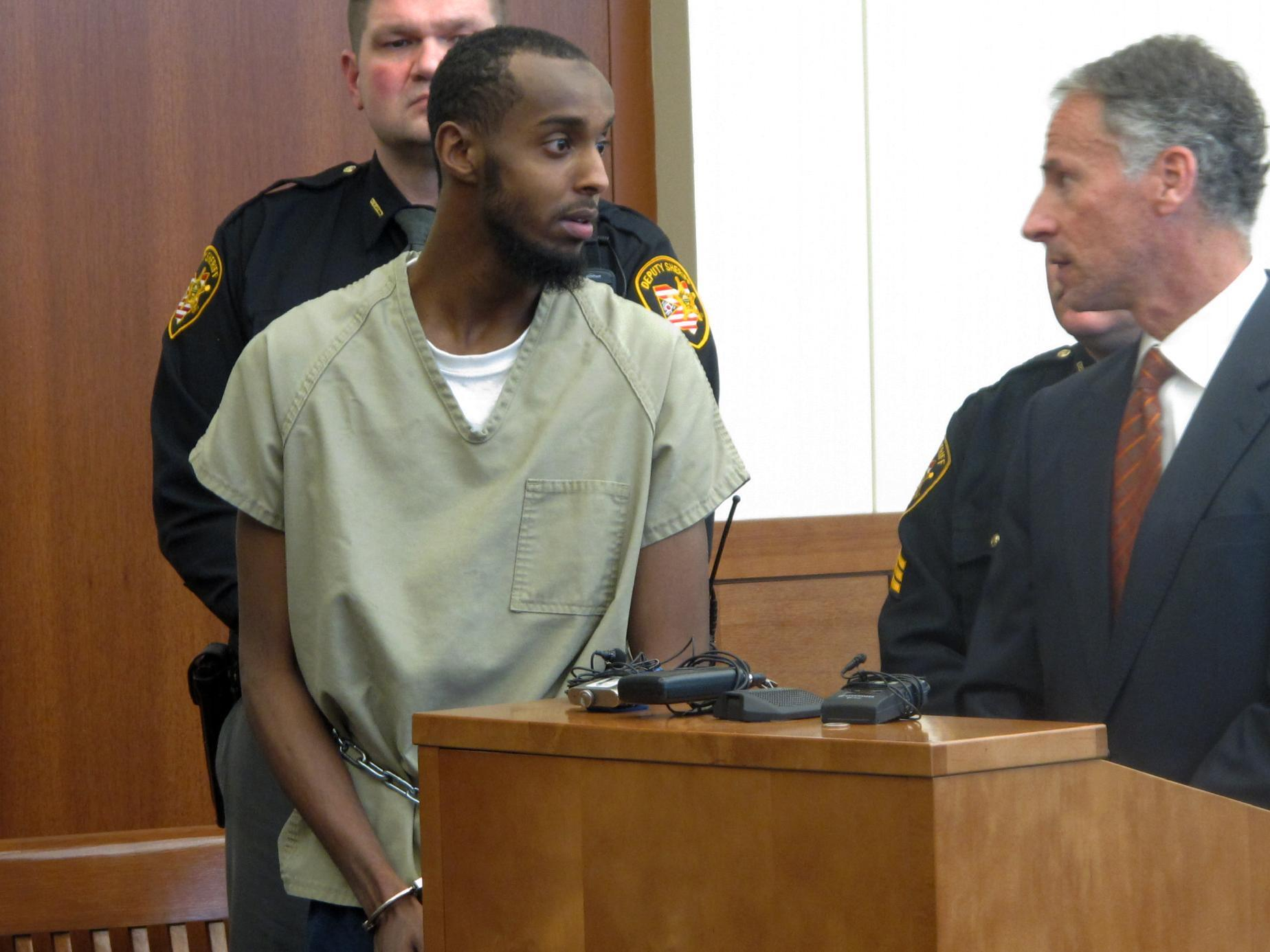 Man accused of giving terrorists tablet denies US charges