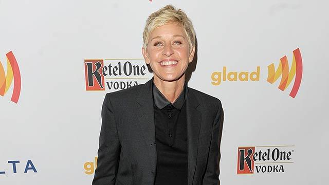 Ellen DeGeneres: I'm Hosting the Oscars!