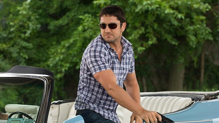 The Bounty Hunter Production Photos 2010 Columbia Pictures Gerard Butler