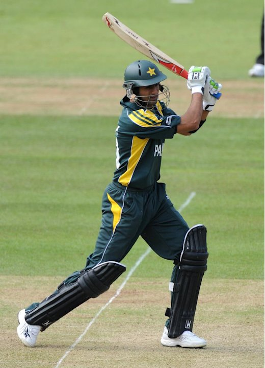 Captain Shoaib Malik scored 39 off 25 balls for Sialkot Stallions