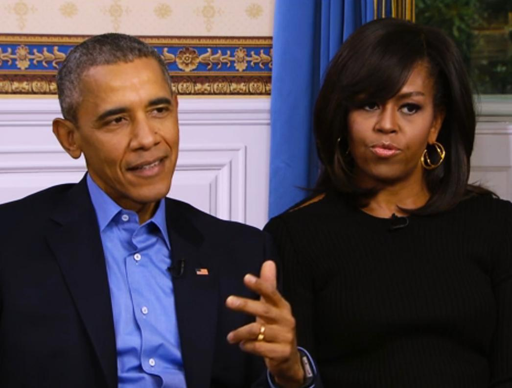Obamas Say Wi-Fi Service in White House'Sketchy'