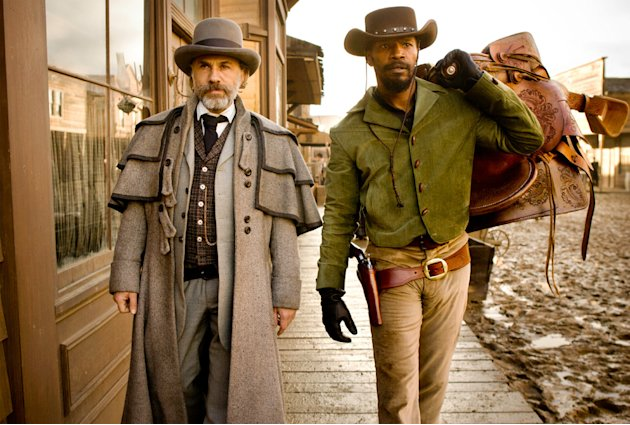 Django Unchained Stills