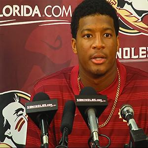 FSU's Winston Apologizes for Vulgar Comments