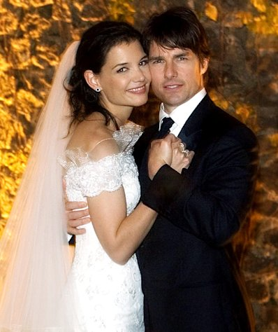 Tom Cruise and Katie Holmes Celebrate Five Years of Marriage