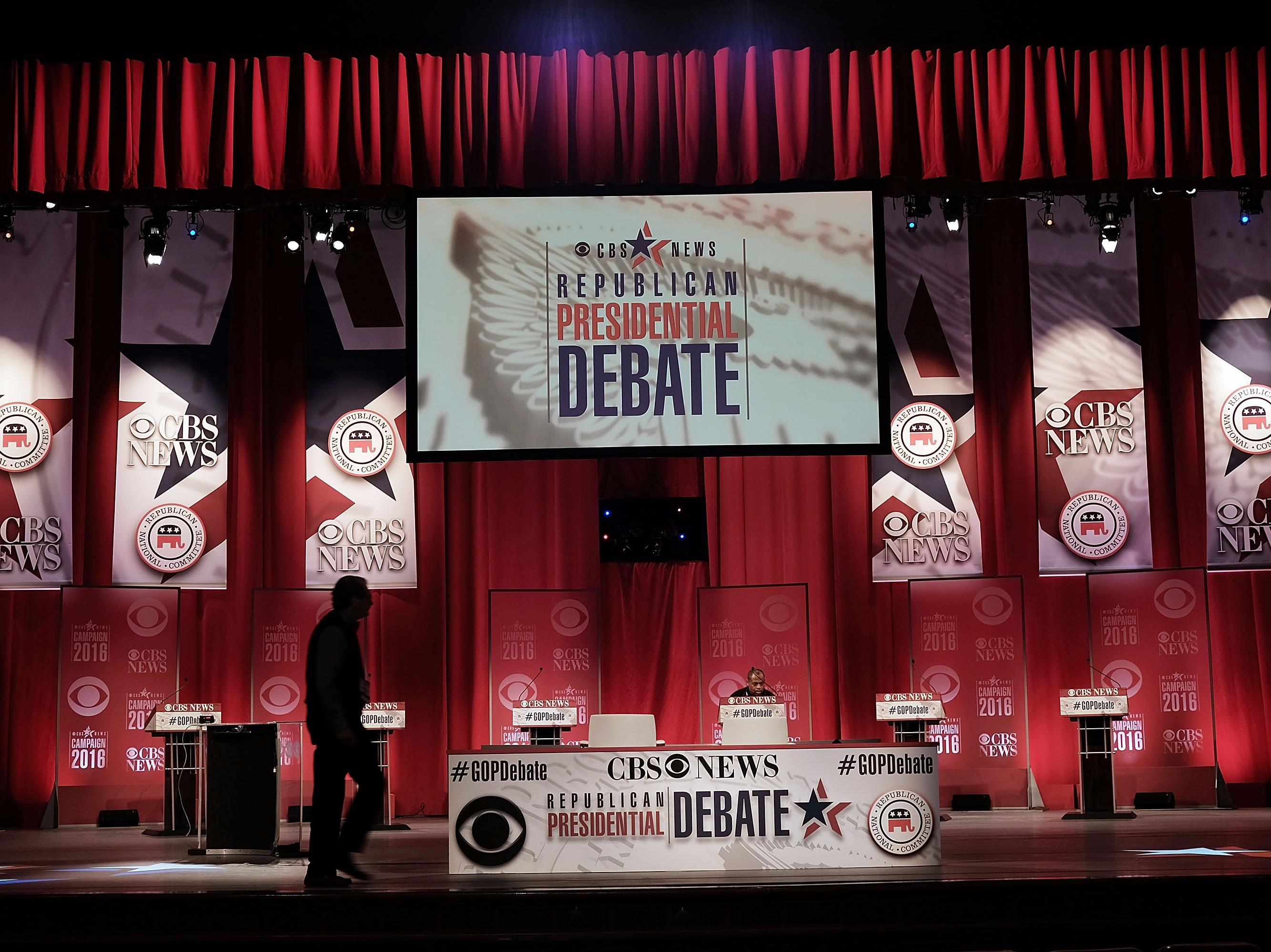 The best moments from the big GOP debate