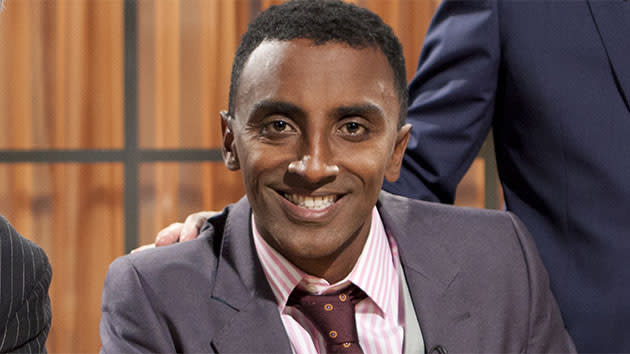 "Marcus Samuelsson on ""Chopped"""